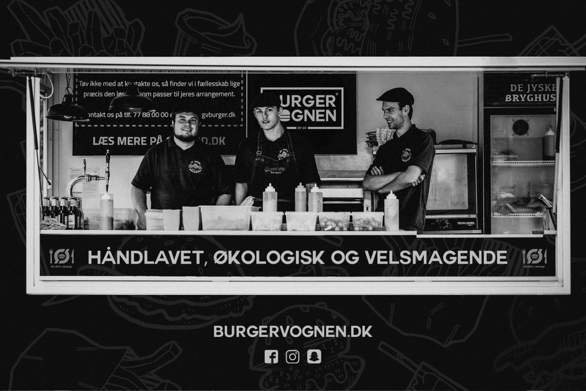 Brugervognen by GV