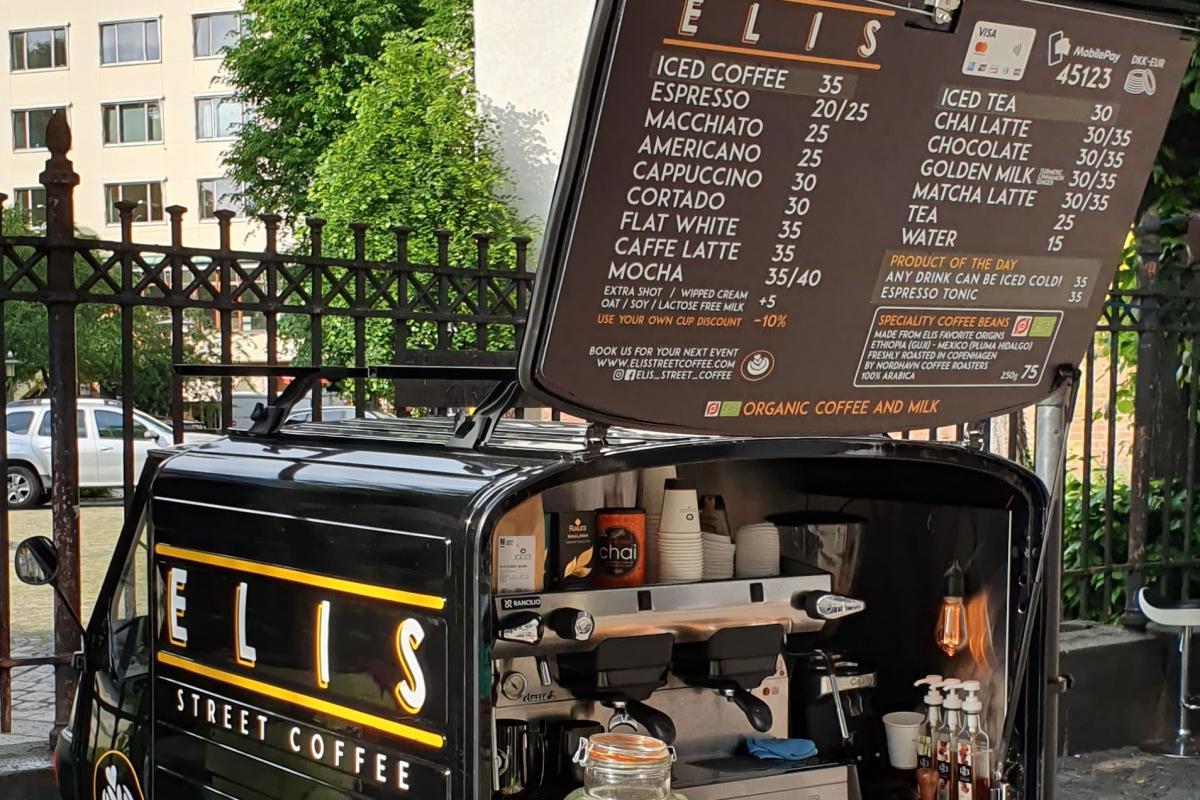 ELIS STREET COFFEE